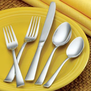 Rogers 45 piece Rainbow Flatware w/ Hostess Set