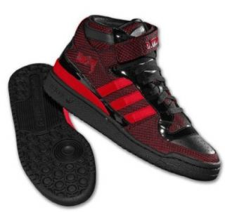 Adidas Mens Forum Mid Star Wars Death Stars Shoes 8 Shoes