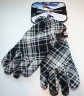 ZeroXposur Girls Performance Gloves Black/White (S/M 7 12