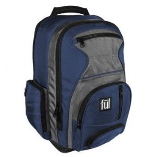 FUL Free Falln Backpack in Navy Blue 5173BP Navy Blue