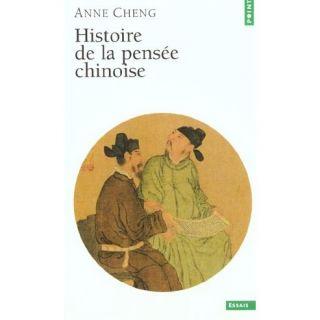 Histoire de la pensee chinoise   Achat / Vente livre Anne Cheng pas