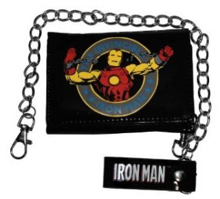 The Invincible Iron Man Marvel Comics Super Hero Trifold