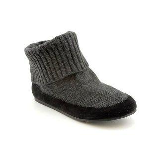 Lucky Brand Gali Slipper Winter Boots Gray Womens: Shoes