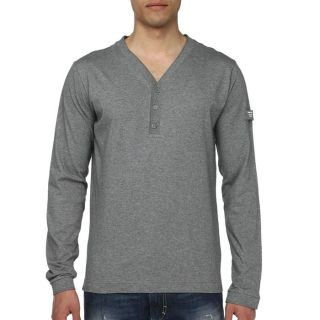 DIESEL T Shirt Canibal Homme Gris   Achat / Vente T SHIRT DIESEL T