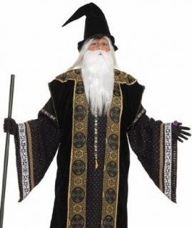 Forum Deluxe Wizard Adult Fantasy Warlock Halloween