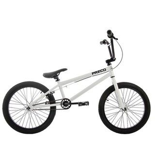 Preco PR1 20 inch White/ Black BMX Bike