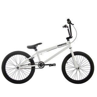 Preco PR1 20 inch White/ Black BMX Bike