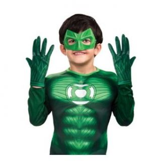 Green Lantern   Hal Jordan Gloves Child Accessory