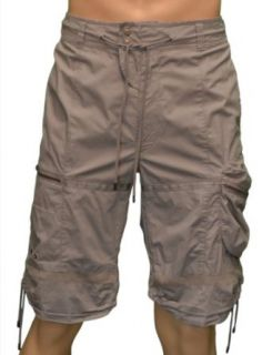 RLX Polo Ralph Lauren Mens Space Cargo Walk Shorts   Gray