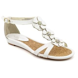 Anne Klein AK Womens Arianna Synthetic Sandals