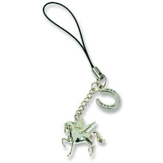 Guardian Angel Horse Zipper Pull Charm Sports & Outdoors