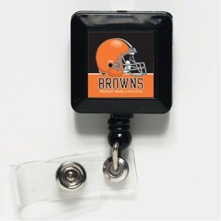 Cleveland Browns Retractable Badge Holder 2 Pack Sports