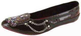 Ed Hardy Womens Bullet Shoe Shoes