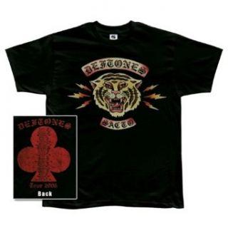 Deftones   Tiger T Shirt   Small Clothing