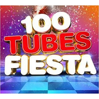 100 TUBES FIESTA 2011   Compilation (5CD)   Achat CD COMPILATION pas