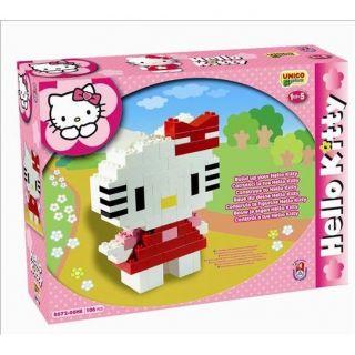 Hello Kitty   Personnage à construire   106 pièces   Hauteur  28.5