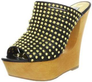 Steve Madden Womens Luccious Wedge Sandal Steve Madden Shoes