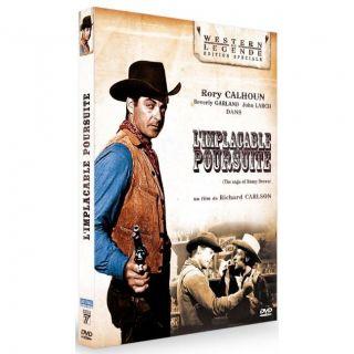 IMPLACABLE POURSUITE en DVD FILM pas cher