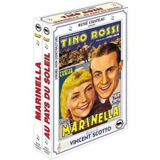 Coffret Tino Rossi, vol. 2en DVD FILM pas cher