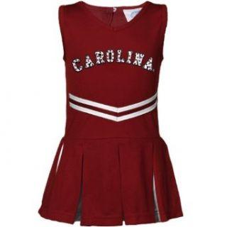 NCAA South Carolina Gamecocks Infant Girls Garnet