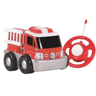 Kid Galaxy My First RC GoGo Fire Truck