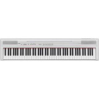 Piano numérique Yamaha P105 blanc   Ce piano compact, au design