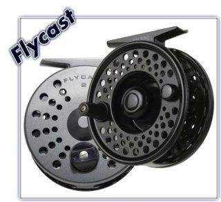 Ross Flycast #2 Fly Fishing Reel   Color Titanium Sports
