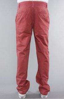 Billionaire Boys Club The Portfolio Chino Pants in Pink,36