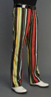 Loudmouth Golf Hot Dog Striped Pants