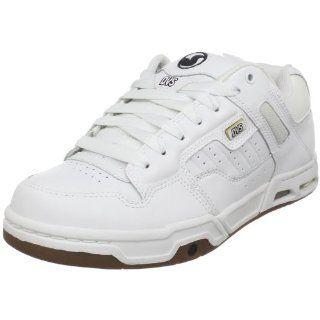 com DVS Mens Enduro Heir Skate Shoe,White/Gum Leather,9 M US Shoes