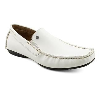 Steve Madden Mens Nickson Leather Casual Shoes