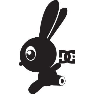 Sticker Make your own luck bunny DC Shoes Rob Dyrdek