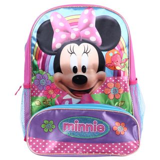 Disney Minnie Mouse 16 inch Backpack