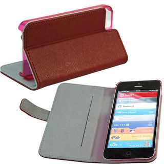Protective Red Case/Cover /Stand for Apple iPhone 5