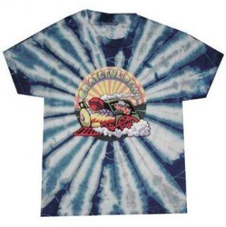 Grateful Dead Youth Size GD TRAIN Tie Dye Kids T shirt
