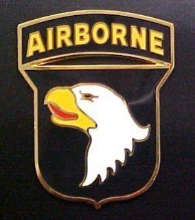 101 Airborne Division CSIB   Army Combat Service