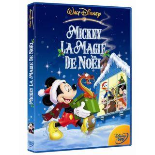 Mickey, la magie de noel en DVD DESSIN ANIME pas cher