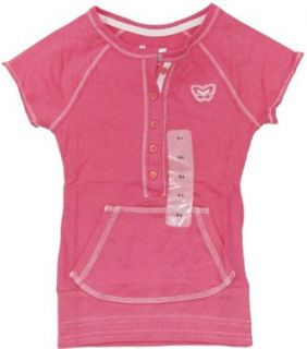 Toddler Girls Pink Short Sleeve Tee/Top/T Shirt with
