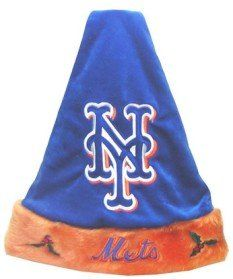 New York Mets Santa Hat