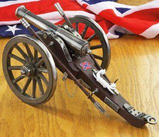 BladesUSA Can 103 Civil War Cannon Knife Display (15.75