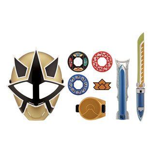 Bandai Power Rangers Light Ranger Training Gear