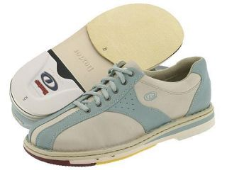 Dexter Bowling SST 5 Comfort Left Hand Cream Pearl/Surf Blue
