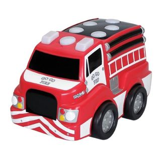 Kid Galaxy Press and Go Fire Truck