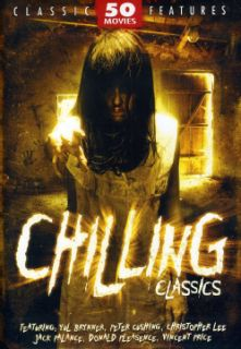 Chilling Classics 50 Movie Pack (DVD)