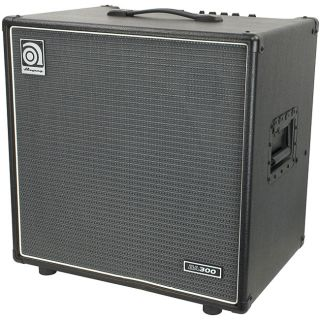 Ampeg BA 300 115 Bass Amplifier Tube Combo 15 inch Amp (Refurbished