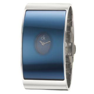 Calvin Klein Womens Stainless Steel Flash Watch