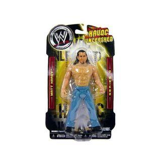 Jakks Pacific WWE Havoc Unleashed Matt Hardy Pro Wrestler Action