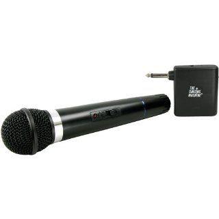 Singing Machine SMM 107 Karaoke Wireless Microphone (BLack