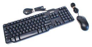Genuine Dell J4628 XN966 104 Key Sleek Black hin