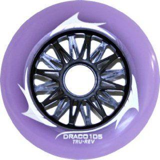 Razor Scooter Replacement Wheels   Trurev Draco 105  Speed